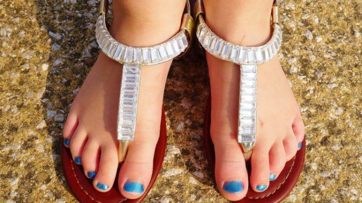 forma de pie egipcio